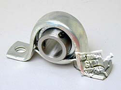 Bearing, Pillow Block (Depleting) - Click for larger picture