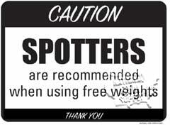 "Spotters Sign, 9""X12"" (Deplete) - Click for larger picture"