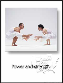 Yoga Power/Strength (Paper) - Click for larger picture