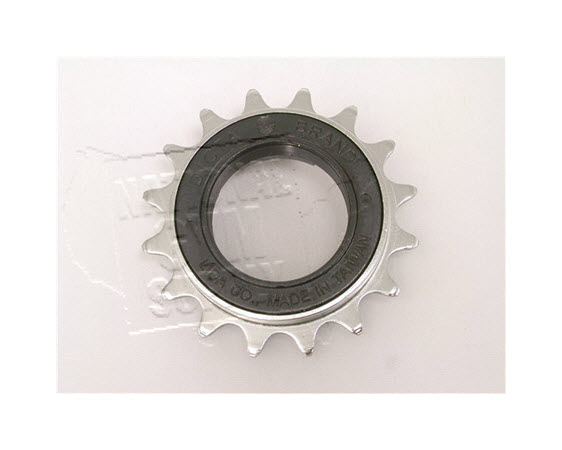 Freewheel Gear,Chain Drive (16 Tooth) - Click for larger picture