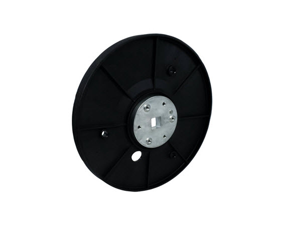 Crank Pulley W/ Hub Assy - Click for larger picture