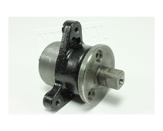 Crank-Hub/ Bearing/ Shaft Assembly - Click for larger picture
