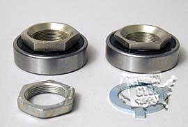 Bearing Set, Upright/Belt Drive - Click for larger picture