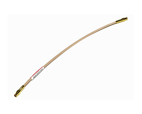 Short Coax Cable - Click for larger picture
