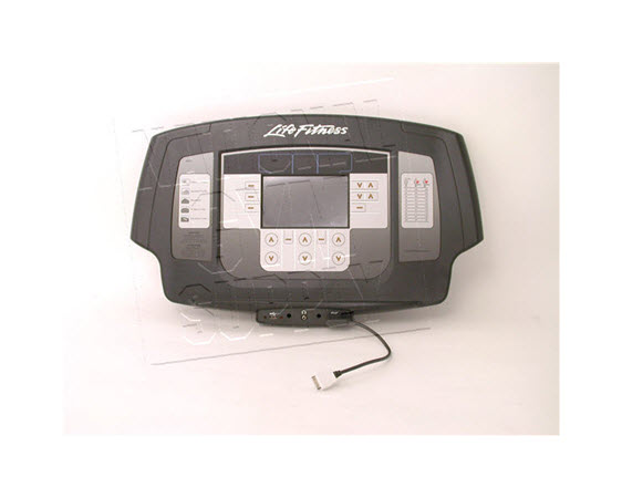 "Discontinued, Inspire 7"" Lcd Console - Click for larger picture"