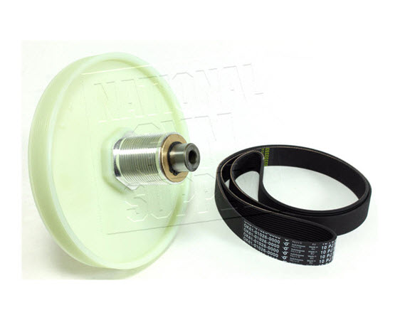 Intermediate Pulley Assy Kit W/ Belt - Click for larger picture