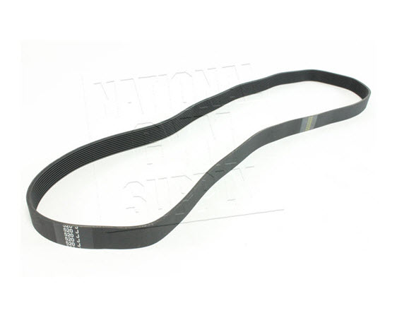 "Drive Belt, Poly V, 10 Ribs, 52"" - Click for larger picture"