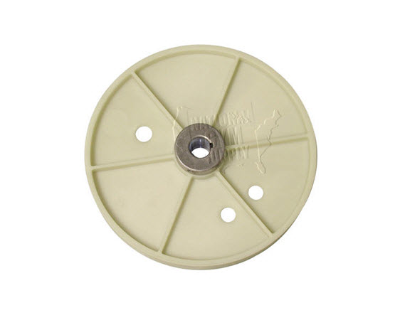 Pulley, Alternator Without Set Screws - Click for larger picture