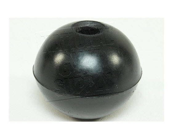 "Stopper Ball, 1-1/2"" Od, 5/16""Id - Click for larger picture"