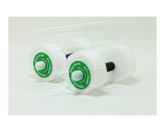 Hand Bars, Medium (Pair/Green) - Click for larger picture