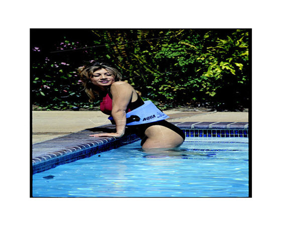 Floatation Belt, Small (100-160 Lbs) - Click for larger picture