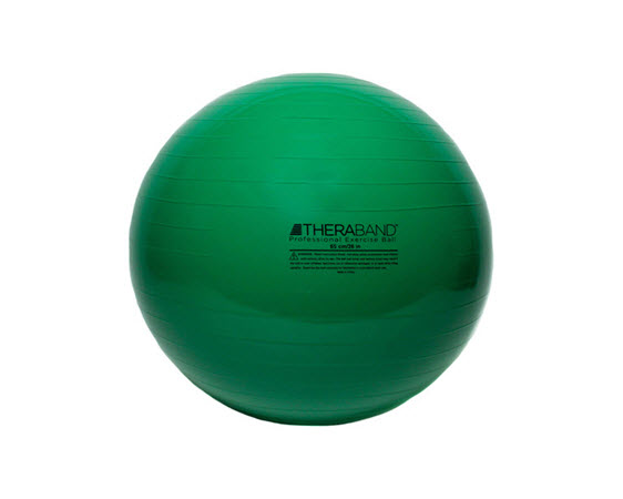 Exercise Ball, 65cm, Green - Click for larger picture