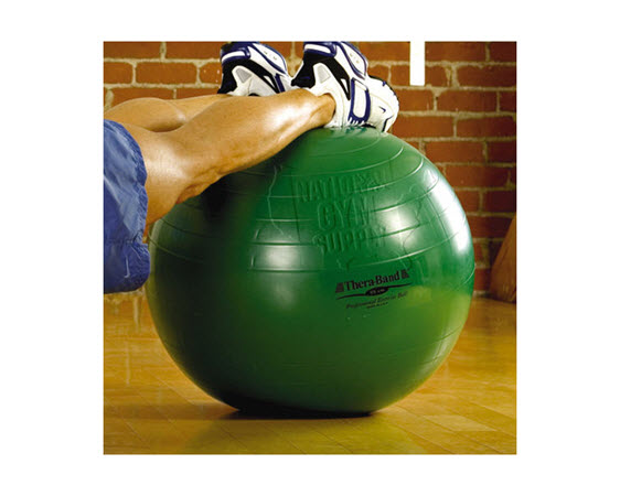 Exercise Ball, Pro Series, 65cm (Green) - Click for larger picture
