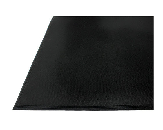 "Tread Mat, 4'x8'x3/8"", Beveled (2 Pc) - Click for larger picture"