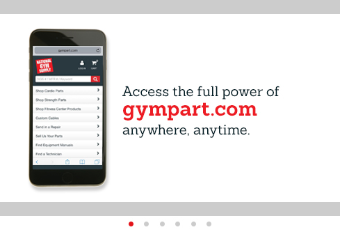 Shop Gympart.com!