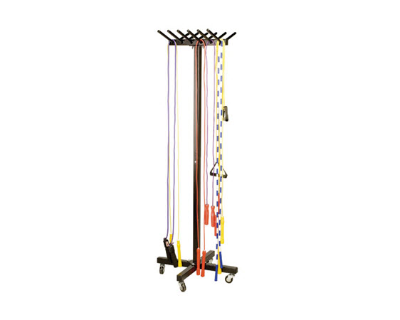 Hanger Rack, Portable - Click for larger picture
