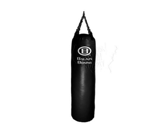Heavy Bag, Balazs, 100 Lbs, Black - Click for larger picture