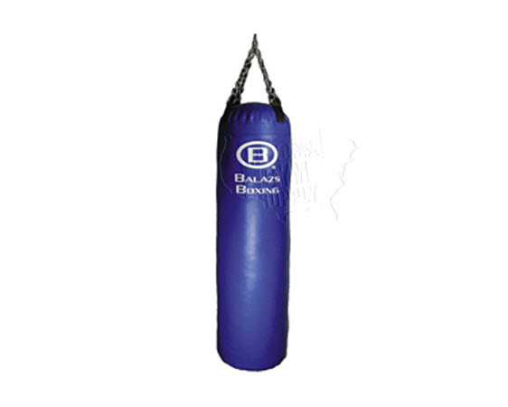 Heavy Bag, Balazs, 100 Lbs, Blue - Click for larger picture