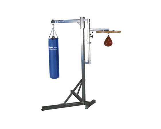 Boxing Stand, Two Station - Click for larger picture