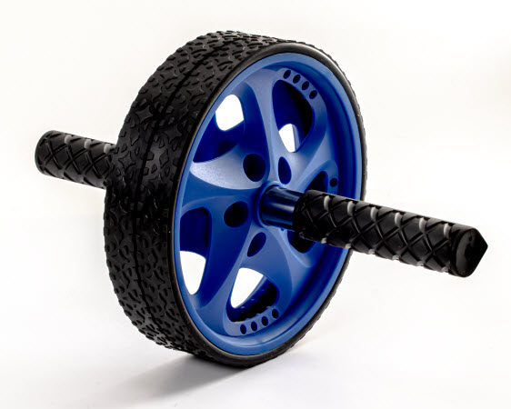 Ab Wheel, Dual Action - Click for larger picture