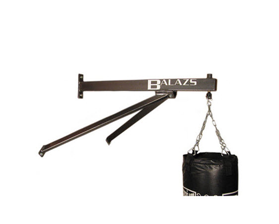 Wallmount For Heavy Bag W/ Hardware - Click for larger picture