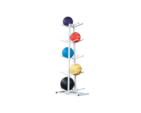 Medicine Ball Stand, Double Side - Click for larger picture