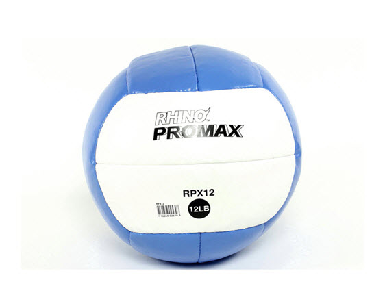 Soft Medicine Ball, 12 Lbs (Royal Blue) - Click for larger picture