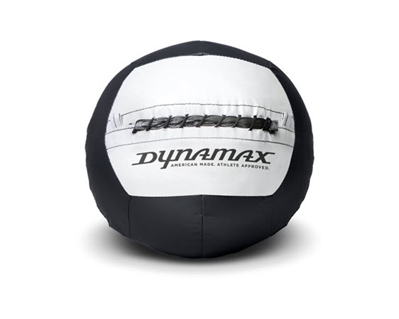 Dynamax Medicine Ball, 8 Lbs - Click for larger picture