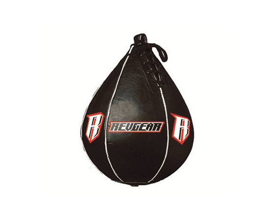 "Speed Bag W/Bladder, 11""Large - Click for larger picture"