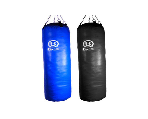 Unfilled Heavy Bags Blue 70 Lbs - Click for larger picture