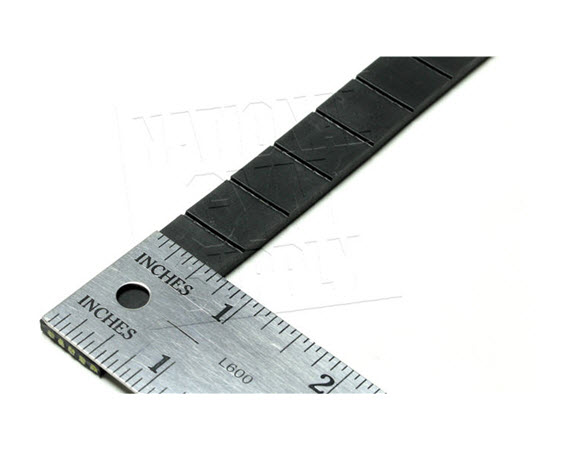 "Belt, Kevlar, 1/8"" Thick, 1-1/4"" Wide - Click for larger picture"