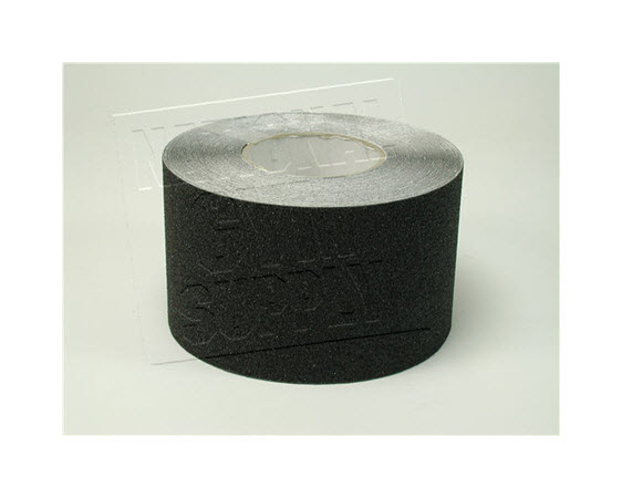"""Non-Skid Tape, 4""""X60' Roll - Click for larger picture"""