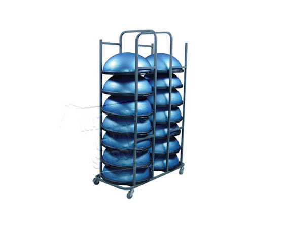 Discontinued, Bosu® Rack Only, - Click for larger picture