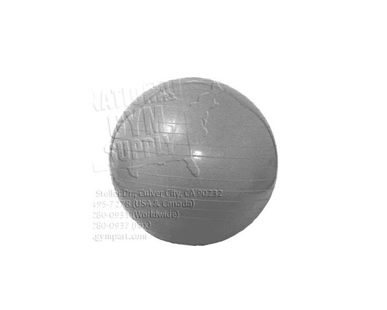 Exercise Ball 85 Cm Silver - Click for larger picture