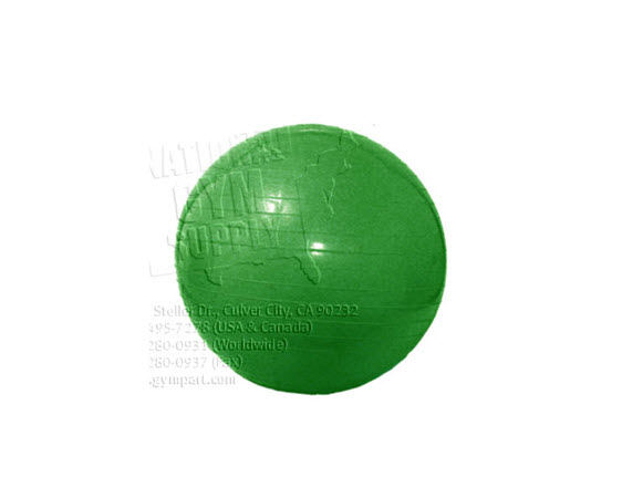 Ball With Legs 42 Cm Green - Click for larger picture