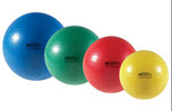 MT010-Exercise Ball, Pro Series, 45cm (Yellow)