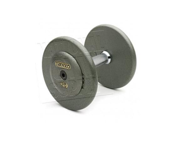 R-EP-10-Dumbbells, Hammertone 10 lbs.