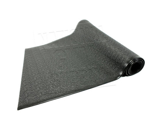 "Treadmill Mat. 3'x7'-6""X1/4"" - Click for larger picture"
