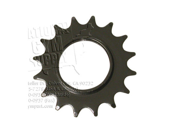 Sprocket For Flywheel - Click for larger picture