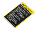 SM4449-Decal, Caution