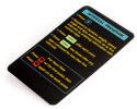 ST050-0321-Instruction Label, Right, 2K-3K