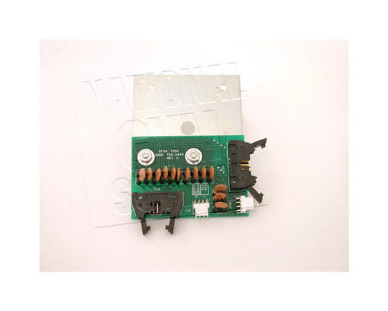 Discontinued, Snubber Filter Board 4500 - Click for larger picture