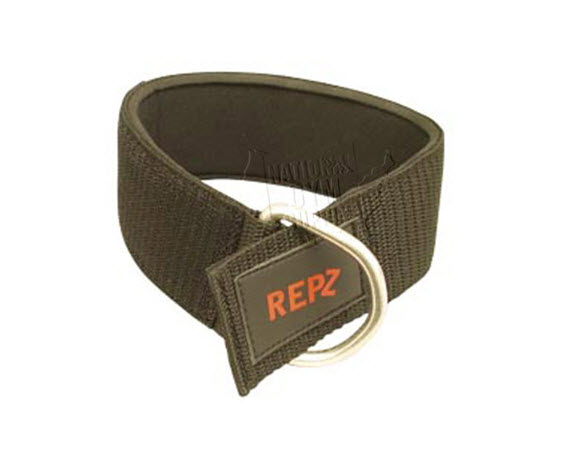Ankle Strap With D-Ring, Velcro - Click for larger picture